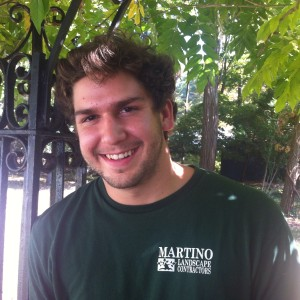 Leo Martino of Martino Landscape Contractors says mulch, don't bag, your leaves.