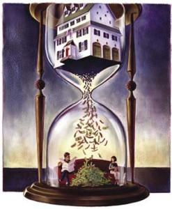 hourglasswithhouse