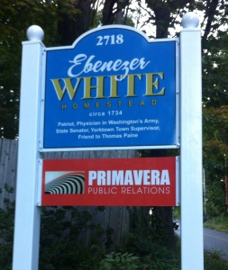 "A neighbor of The Home Guru has called his corner sign ""garish"" and ""plastic."" What do you think?"