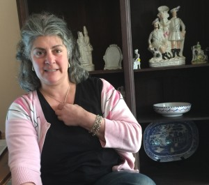 """Jennifer Gurahian handles estate sales to bring discarded items """"back to life."""""""